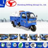 3FY 2 Travando tipo balde de Saneamento Ambiental Vehanging Tipo Canhão Recusar Veículo/transportes/Carregar/Efectuar por 500kg -3toneladas três Wheeler Carbage Reboque