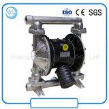 산업 스테인리스 공기 구동 액체 격막 펌프