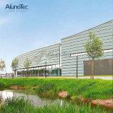 Revêtement décoratif d'aluminium de panneau de configuration décorative