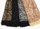 2018Bordados de moda nova chegada tecido Lace