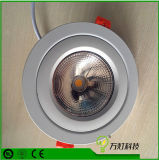 고성능 IP65 LED Dimmable 천장 점화 15W Downlight