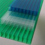 Anti-Fog Multiwall Polycarbonat-Dach-BlattSpecial für Gewächshaus