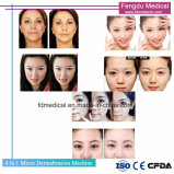 Портативный Hydra лица Microdermabrasion Multifuctional салон машины
