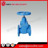 DIN3352 F4 비 일어나는 줄기 탄력있는 시트 게이트 밸브