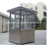 Meubles de haute qualité à l'extérieur préfabriqué préfabriqués Mobile/poste de garde