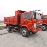 Sinotruk 4X2 덤프 트럭 7 톤 경트럭 빛 의무