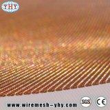 Ячеистая сеть никеля сплетенная медью для фильтра в фабрике Китая