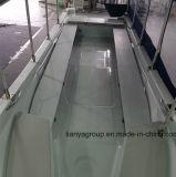 Liya 7.6m tiefes V Panga-Boots-Passagier-Boot für Arbeit