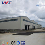 Mehrstöckige vorfabrizierte Rahmen-Lager-Gebäude des Baustahl-Q345 oder Q235