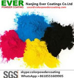 Deklaag van het Poeder van de Polyester van de Nevel van de Kleur van Ral de Elektrostatische Epoxy Binnen