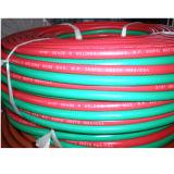 BS En559 1/4 Zoll-Zwilling-Schweißens-Schlauch rot u. grün