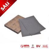 Flexibilidade inerente Design superfícies irregulares de corte de carboneto de silício Lixa