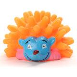 개 장난감 견면 벨벳 Hedgehog 씹기 애완 동물 장난감