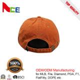 Guangzhou bedeckt Fabrik-Sublimation-Drucken-Stickerei-Segeltuch-Gewebe-Hysteresen-Hut mit einer Kappe