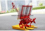 El arroz paddy Transplanter Tractor sembradora de siembra de arroz de Equitación la máquina