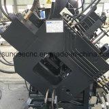 El TBL1412Un fabricante de ángulo de punzonado CNC Máquina de corte y marcado