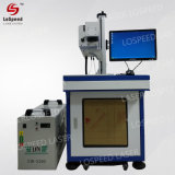 Leather Shoes Sole CO2 Tube Laser Marking Cutting Machine
