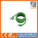 Cavo dell'audio di rendimento elevato OFC del cavo di interconnessione del KE R15