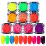 Pigmentos (de neón) fluorescentes de la pintura de Plasti del tinte de la resina del color