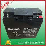12V18ah Bateria recarregável Bateria de chumbo-ácido lâmpadas, lanternas, Mosquito Eléctrico baterias do MGA