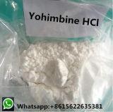 L'usine fournissent la poudre pure de HCL de yohimbine de 99% pour l'amplificateur de sexe