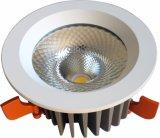 ÉPI enfoncé par éclairage LED commercial DEL Downlight de la haute énergie 60W
