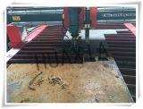 Верхнее вырезывание плазмы CNC сбывания и Drilling машина Hx1325 с американской силой