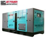 generatore silenzioso Rated elettrico del motore diesel di potere 150kVA 120kw della batteria 24V
