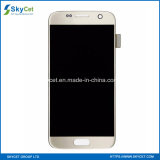 Asamblea del panel de tacto de la pantalla del LCD para el borde de la galaxia S3/S4/S5/S6/S7/S7 de Samsung