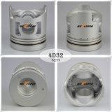 De Japanse Zuiger van Alfin van de Delen van de Dieselmotor Auto4D32 voor OEM Me018277 van het Merk van de Auto van Mitsubishi