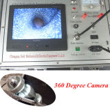إلى أسفل فتحة بئر آلة تصوير ومثقب آلة تصوير وآلة تصوير تحت مائيّ وثقب حفر مرئيّة تفتيش آلة تصوير و [ديب وتر] بئر تفتيش آلة تصوير