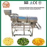 Commerciële Chips die Machine van het Kruiden van de Weegbree van de Machine de Automatische kruiden