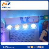 최신 판매 LED 빛을%s 가진 행복한 춤 기계 및 춤의 각종 종류는 본부 3을 무용한다