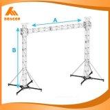 Aluminiumadel-Beleuchtung-Binder für den hängenden oder beleuchtenden LED-Bildschirm