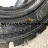 Schräger Gummireifen-Gefäß-Reifen des Gummireifen-825-15 Vordes gabelstapler-28*9-15