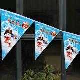 Bandierine su ordinazione dello stendardo del triangolo della bandiera promozionale della stamina