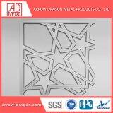 De aluminio perforado Mashrabiyya Diseño personalizado para la construcción de la Decoración