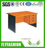 Компьютерный стол из дерева с тремя ящиками (SF-04T)