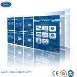 Custo - secador dessecante do ar do compressor da adsorção modular Heatless eficaz