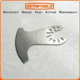 Lámina dividida en segmentos oscilante de la herramienta del cuchillo del raspador de los Ss