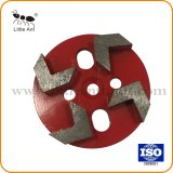 4 touches de type plaque Diamond meulage Meuleuse pour matériaux en pierre