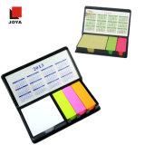 Note adhésive de couleur personnalisés avec le bloc-notes Calandar