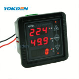 Gv24 DIGITAL Panel Multimeter Ammeter Voltage Meter with This Certificate