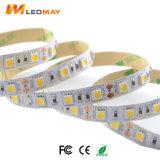 SMD LED de alto lúmen5050 Tiras LED luz faixa flexível