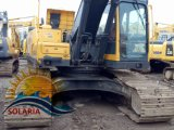 Escavatore originale utilizzato del cingolo della Svezia Volvo Ec240blc da vendere
