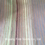 La seda teñido de hilados de algodón tejido de la banda