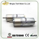높은 토크 42mm 행성 변속기 DC에 의하여 솔질되는 기어 모터