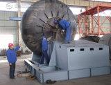 Platten-Granulierer-/hohe Leistungsfähigkeits-und große Ausgabe-keramischer Sand-Produktionszweig