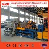 Китай поставщика автоматической промышленного строительства битума гидроизоляции материалы линии