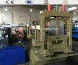 Rodillo galvanizado correa profesional del perfil de C que forma la máquina